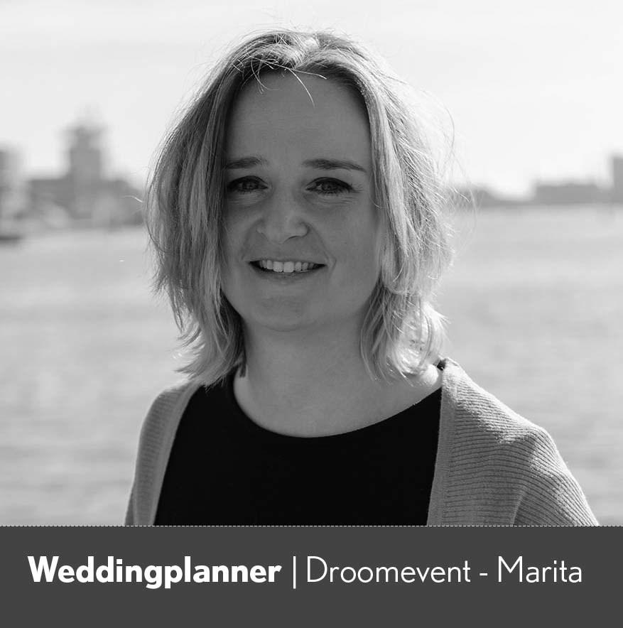 Droomevent- Marita - Weddingplanner