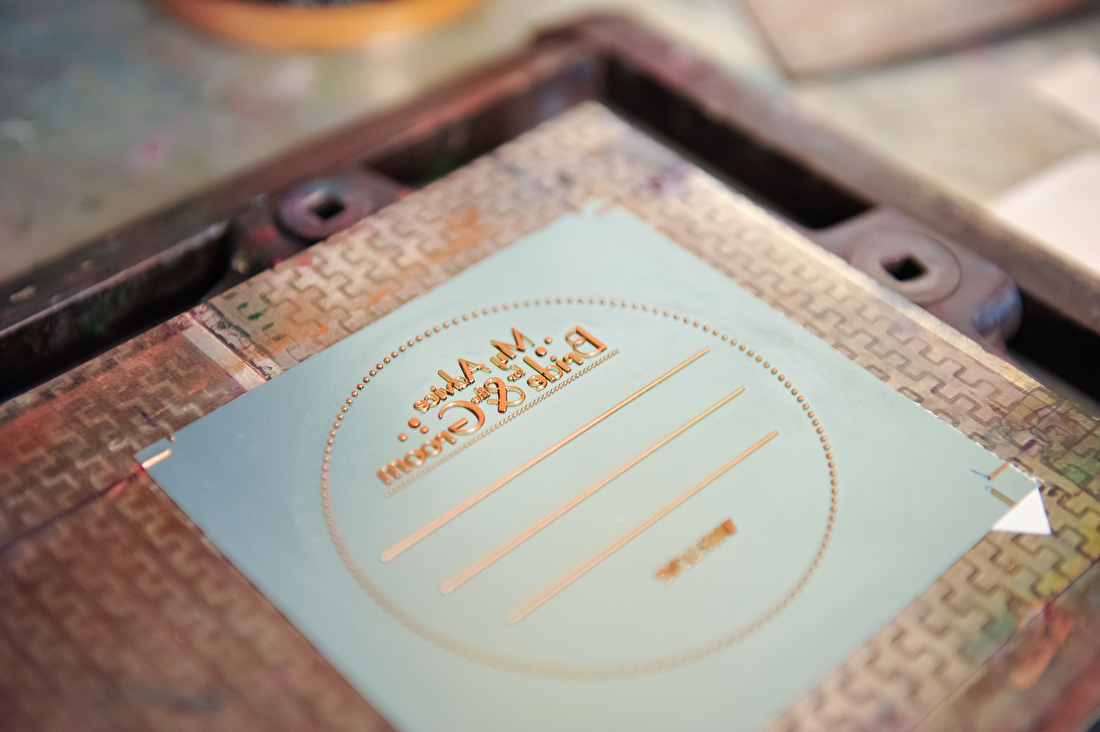 Wat is letterpress? Hoe werkt letterpress? geboortekaartjes trouwkaarten goedkoop, drukplaten, polymeerplaten