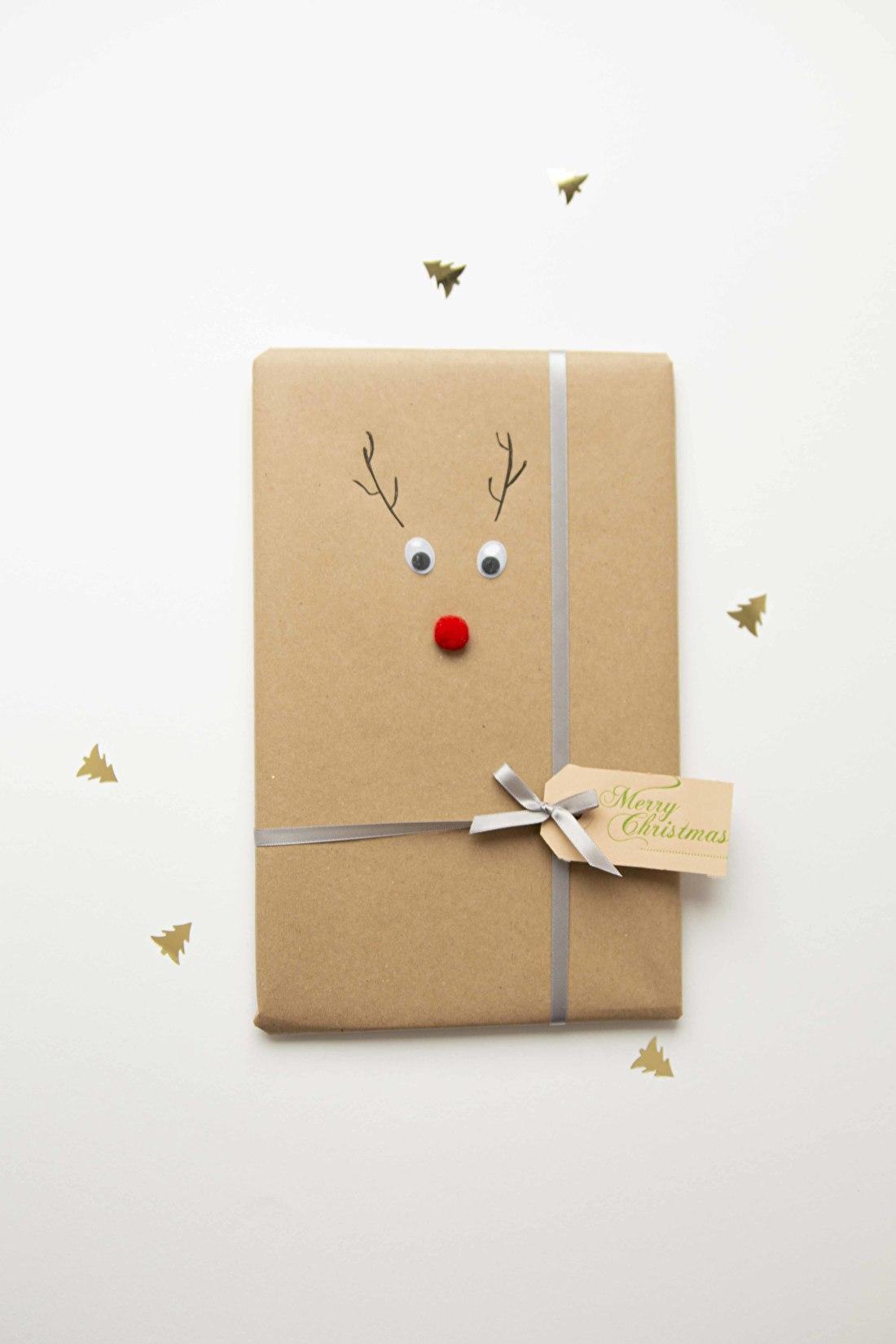 Kerstcadeaus inpakken hip en makkelijk