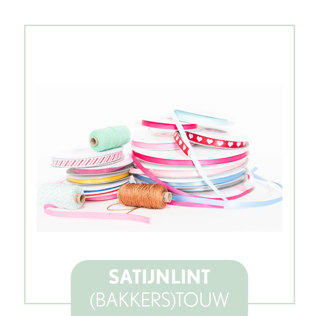 satijnlint bakkerstouw henneptouw