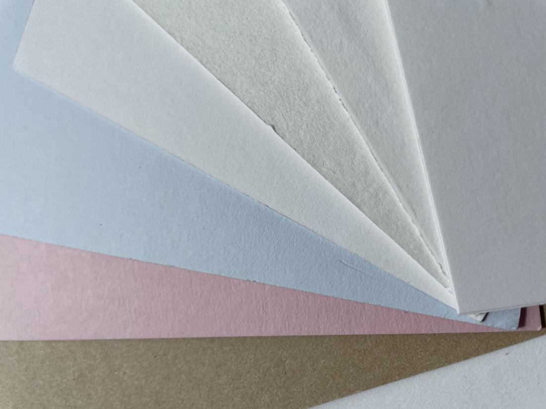 100% katoenpapier, letterpress papiersoorten, katoen papier, gmund, macho