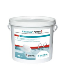 Chlorilong POWER 5 - chloortabletten 5kg