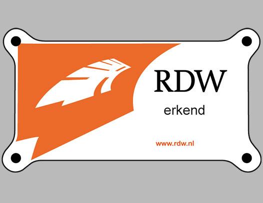 RDW keurmerk