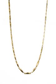 Golden vintage chain