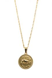 Golden zodiac - Taurus