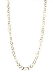 Golden round chain