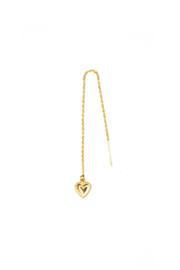 Golden heart chain