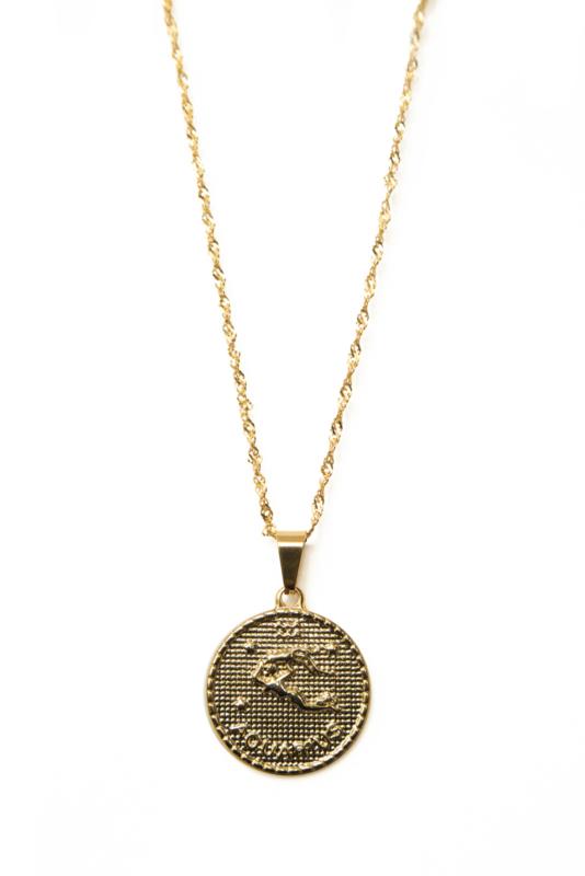 Golden zodiac - Aquarius