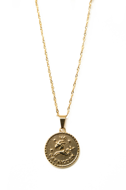 Golden zodiac - Capricorn