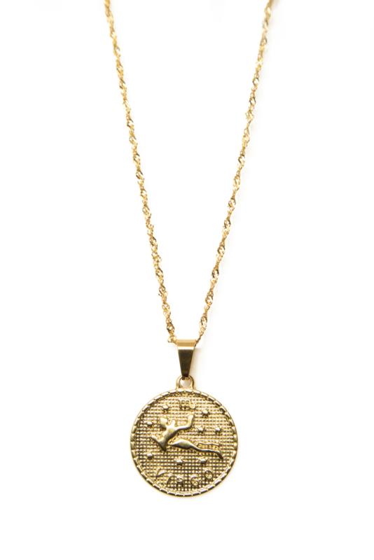 Golden zodiac - Virgo