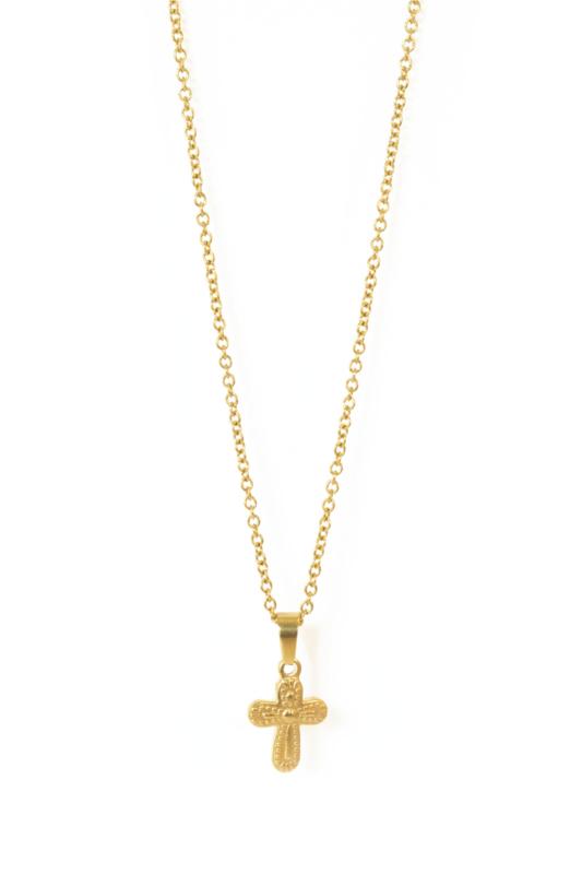 Golden special cross