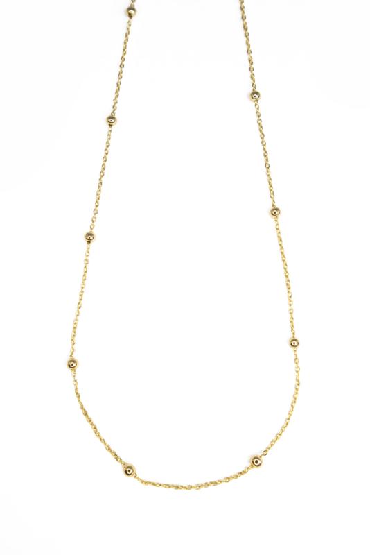 Golden dot chain