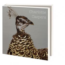 Charlotte Caspers, kaartenmapje vierkant