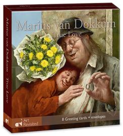 """Marius van Dokkum, """"True Love"""", kaartenmapje"""