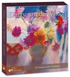 """Dorry van de Winkel, """"Zinnia's"""", kaartenmapje"""