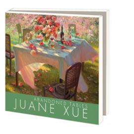 Juane Xue, kaartenmapje vierkant