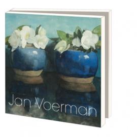 Jan Voerman, kaartenmapje vierkant