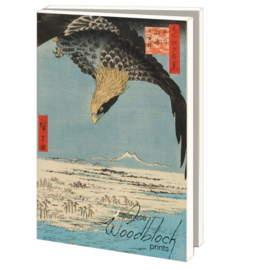 Chester Beatty, japanese Woodblockprints, kaartenmapje groot