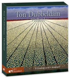 """Ton Dubbeldam, """"Holland"""", kaartenmapje"""