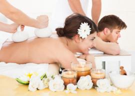 Duo ontspanning's massage