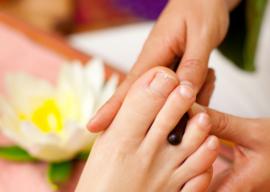 Sabaaydi Thaise voetmassage