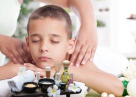 Kinder stempelmassage 30 minuten
