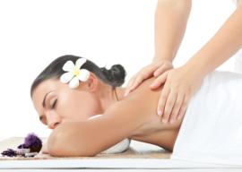 Ontspanning's Massage