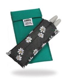 Frio kühltasche doppel GÄNSEBLÜMCHEN- Kühltasche für Insulin, Anaphylaxie & einige andere Medikamente
