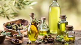 Olijfolie en azijn