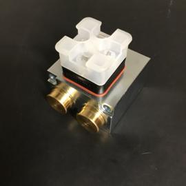 Magneet hydraulieksegment