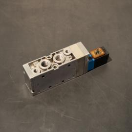 Ventiel pneumatisch ventilator
