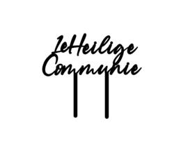 Taarttopper H.communie