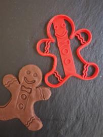 Set koekuitstekers kerst - 3 stuks