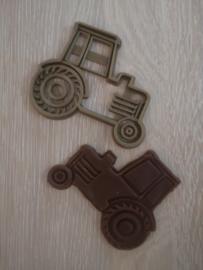 Koekvorm tractor