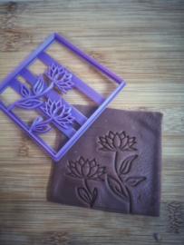 Vierkant flowers