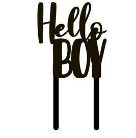 Taarttopper Hello Boy