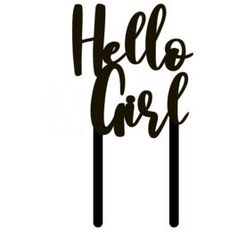 Taarttopper Hello Girl