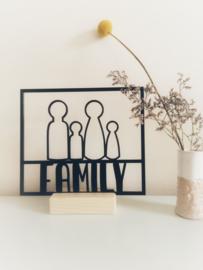 Familie bord - prijs vanaf
