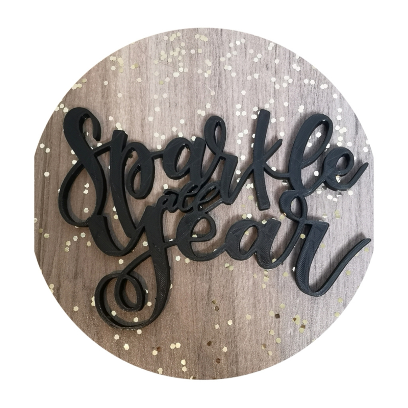 Tekst Sparkle All Year