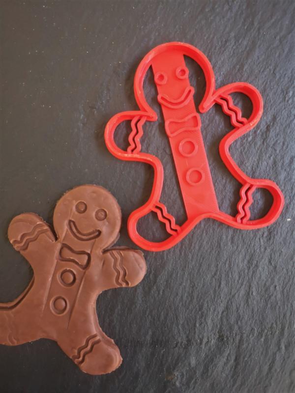 Koekuitsteker gingerbread