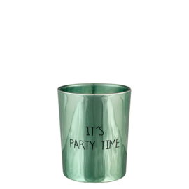It's Party Time, Minty Bamboo