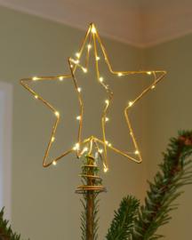 Kerstboom Top Ster