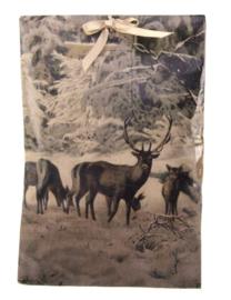 Geurzakje Herten in het bos (kaneel)