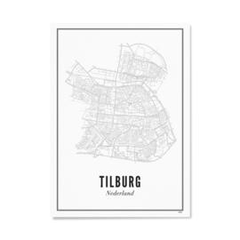 Tilburg Stad 21 x 30 cm