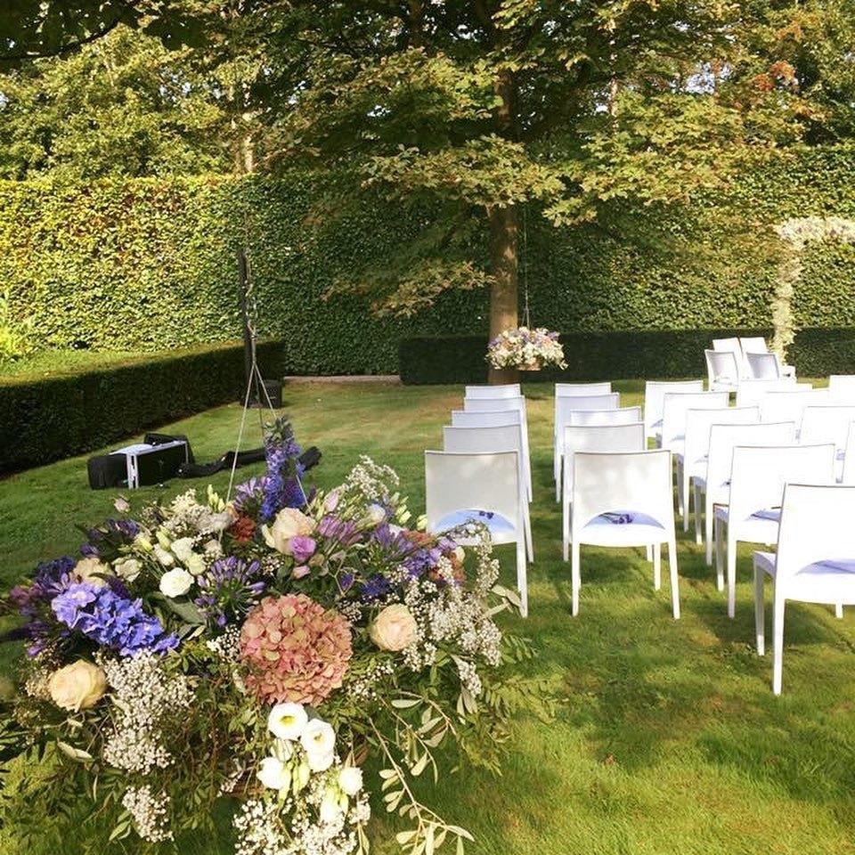 hangbasket bruiloft