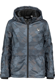 SuperRebel: Ski-Snowboardjas Camouflage R909-6282
