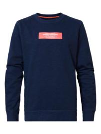 Petrol: Sweater Durable Workwear Navy
