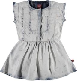 babyface: dress- denim deepbleach