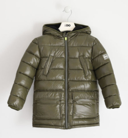 IDO - Winter down jas gelinieerd met fleece