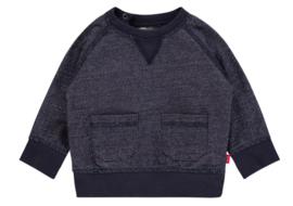 Imps&Elfs: Trui pockets - Blue